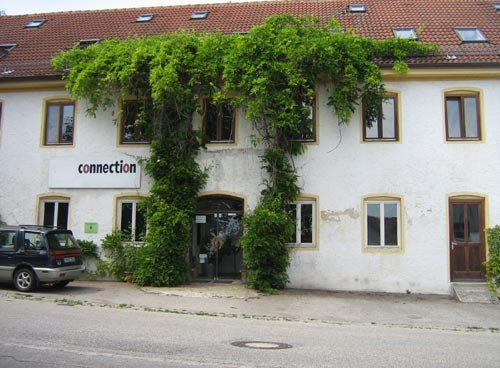 Ansicht Connectionhaus